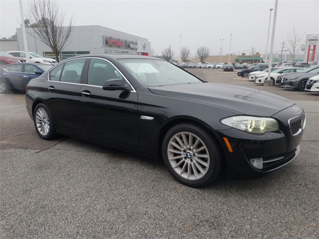 Pre-Owned 2012 BMW 5 Series ActiveHybrid 5