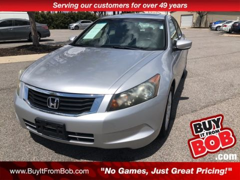 Pre Owned 2008 Honda Accord Sdn 4dr I4 Auto EX L